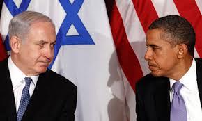 Obama Netanyahou