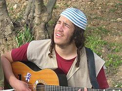 Un jeune Juif des collines