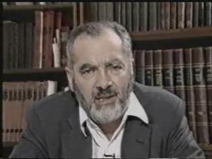 le rabbin Kahana