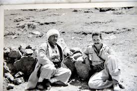 SAGUI avec BARZANI