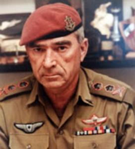"""Le Général Raphael """"Rafoul"""" EYTAN"""