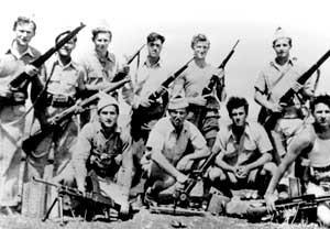 Combattants du Palmah