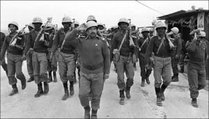 Troupe irakienne