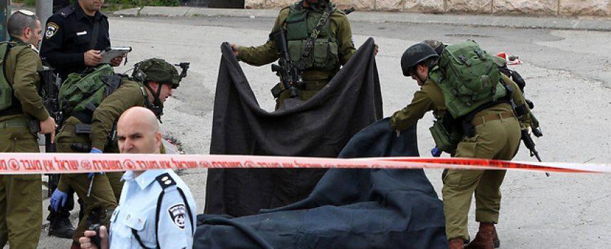 Elor Azaria est le militaire de Hébron