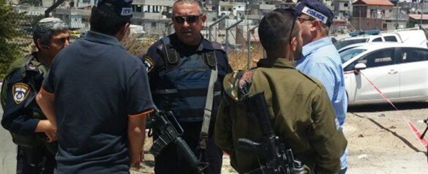 Attentat au poignard dans le Goush Etzion