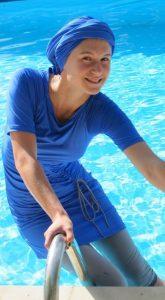 Maillot de bain pudique pour Juive orthodoxe en Israël