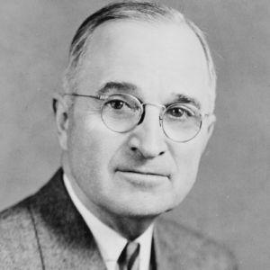 Le Président Harry Truman