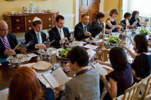Le Seder de Pessah à la Maison Blanche