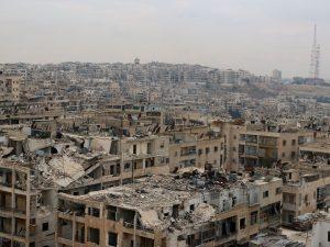 Alepp en ruines