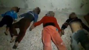 Enfants syriens tués à Alepp