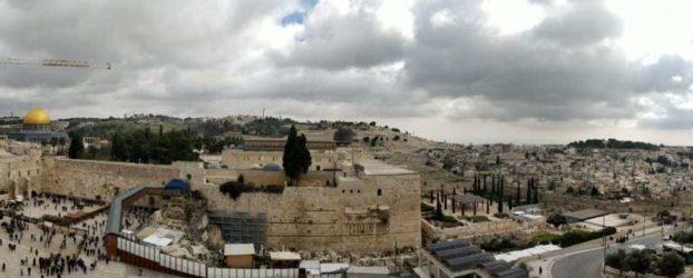 Jérusalem en chiffres : la majorité juive en baisse